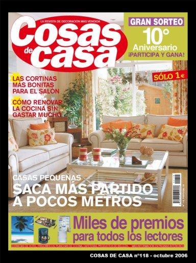 Revista cosas de casa casa diez with revista cosas de for Cosas de casa revista decoracion
